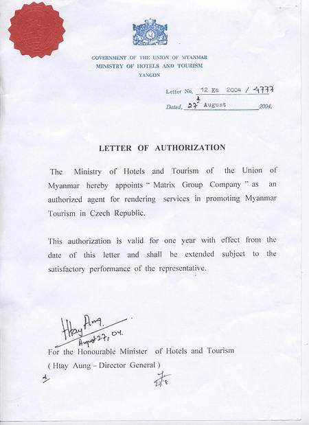 Authorization Letter Bearer authorisation letter authorization – Letter of Authorization Form